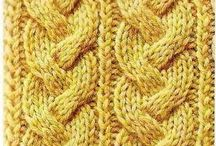 knitting tecnique, neuletekniikka