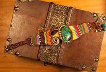 macrame jewelry bracelet