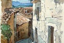 Art: Watercolor 1