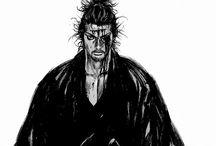 Ink / Ink, Pen, Manga, Drawing, Vagabond