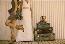 Helene & Marius / Sarie Bruidspaar van die jaar Forrest wedding Rustic Romance Barn wedding
