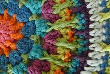 crochet details, virkattu yksityiskohta