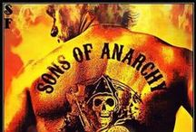 - SoNs_Of_AnArChy - / Sons of Anarchy / by William                            ↟ Mark