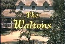 - The Waltons - (Good Nite John Boy) / The life of a Depression-era family in Virginia's Blue Ridge Mountains is the subject of this wholesome series. The show is seen from the point of view of eldest son John Boy, who eventually goes to college, serves in World War II and becomes a novelist. / by William                            ↟ Mark
