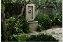Vine Landscape : Courtyards /  http://vinegardenmarket.com