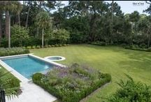 Vine Landscape : Pools + Hardscape /  http://vinegardenmarket.com