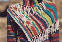 woven clothing, kudottu vaatteet