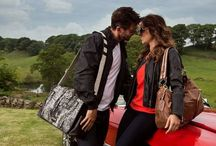 Unisex Changing Bags / Luxury, limited edition changing bags designed exclusively for both mothers and fathers.