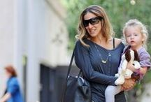 Celebrity Mums / Our favourite celebrity mums out and about with their family.