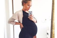 Maternity Clothes / Maternity fashion, accessories and advice during pregnancy. Fashionable and luxurious maternity clothing and brands.