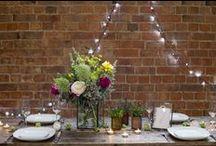 Styleboxe Industrial City Lights Wedding / https://www.styleboxe.com/product/industrial-city-lights-wedding-table-box/