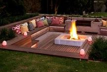 Backyard Dreams / Awesome outdoor spaces and garden information