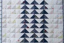 Quilt Flying Geese