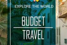 ✈Budget Travel / Are you planning to travel the world on a tight budget? It's possible and in this board, I'll show you how by sharing the best tips on saving money, backpacking and other suggestions for shoestring travel || Read More on: www.back-packer.org/?s=BUDGET