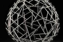 Buckminster Fuller / Richard Buckminster Fuller (1895– 1983), visionary / by Otto Steininger