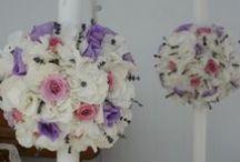 Flowers with Love   / Buchete si Aranjamente florale pentru evenimente   . by Purple