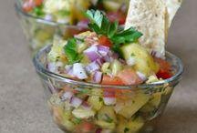 salsa / Homemade Salsa