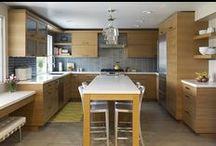 Contempory Kitchen