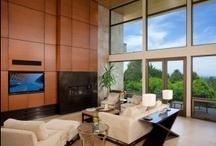 Entertainment Center/Fireplace