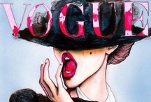 "Vogue / Vogue is an American fashion and lifestyle magazine that is published monthly in 23 national and regional editions by Condé Nast. Vogue means ""in style"" in French. As of October 2013, ""Vogue"" claims to have an average print circulation of 11.3 million and an average monthly online audience of 1.6 million. The median ""Vogue"" magazine reader's age is 37.9 and gender readership skews 87% female, 13% male."