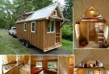 tiny homes & small spaces / by Jamie Behan