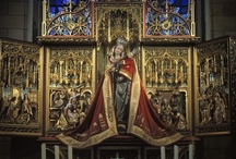 Sancti et Sanctæ Dei / My favourite saints of the Holy Catholic Church. | Mijn geliefde heiligen van de Katholieke Kerk.