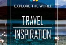 ✈Travel Inspiration & Bucket List / Searching for a daily escape? Find some inspiration for your next trip on this board: amazing photos, travel quotes, documentaries and stories of inspiring people || Read More on: www.back-packer.org/?s=INSPIRATION