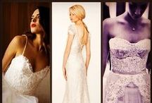Wedding Dress Inspiration / It's your day to shine, so find the dress that makes you feel like a princess on your big day