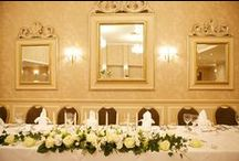 Weddings at Rowton Hall / A glimpse into the weddings which take place here at Rowton Hall Hotel