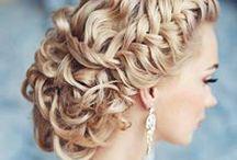 Wedding Hair Styles / Wedding Hair
