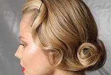 Hair Up Styles / Up styles