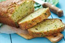 Les cakes salés diététiques / Pour l'apéro, en entrée, comme plat principale, en cas de petit faim: on trouve toujours une occasion pour offrir une part de cake à ses convives. Go!