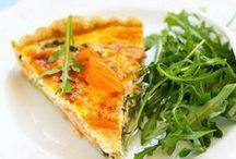 Les quiches, gratins et tartes salés diététiques / Autant de recettes variées à proposer en tout évènement à vos convives