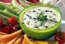Sauces légères / Tous nos assaisonnements pour accompagner vos crudités, légumes, féculents, viandes et poisson.