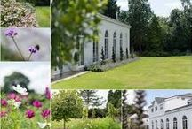 Our Gardens / Take a stroll in our extensive gardens or sit out on our patio to enjoy the fresh country air