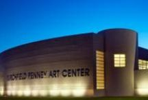The Burchfield Penny Art Center / Oliver's Catering at the Burchfield-Capacity: 160 guests for a sit-down dinner, to 300 for a stand-up reception