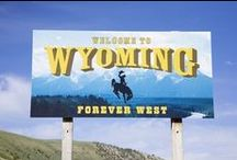 Live Wyoming / People, place and state staples.