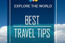 ✈Travel Tips & Advice / This board is a collection of Travel Tips & Travel Advice to use for your next trip - be it a small or a big one! || Read More on: www.back-packer.org/?s=TRAVEL+TIP