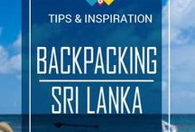 ✈Sri Lanka Tips / Sri Lanka was my introduction to Asia and I love it - amazing food, lovely locals and so many cool places to visit! Let this board be an inspiration to prepare for your own trip! || Read More on: www.back-packer.org/backpacking-sri-lanka