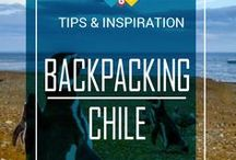 ✈Chile & Torres del Paine Tips / Chile was the first country I ever travelled to in South America and it still fascinates me with all the variety it has to offer: from the desert down to the South Patagonian ice field and hiking Torres del Paine! || Read more on: www.back-packer.org/backpacking-chile || EBOOK Chile: www.back-packer.org/chile-travel-guide