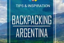 ✈Argentina Tips / Do you love Steak, Tango, Glaciers and Football? Then this is your happy place: Argentina is the second largest country in South America and is full of diversity || Read More on: www.back-packer.org/backpacking-argentina || EBOOK Argentina: www.back-packer.org/argentina-travel-guide