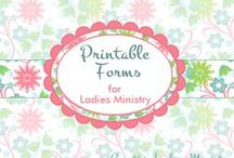 FREE PRINTABLES / Free printables stuff for christmas, birthdays, home organize