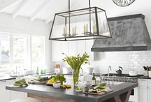 Kitchen Style / If I could have a kitchen designed just for me it would look like all of these examples and include every detail they have. :) / by Katy Yocom-Yenawine
