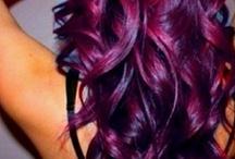 pretty hair / by Jillian Leah