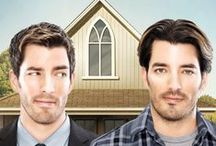 Property Brothers / Behind the scenes from hit series Property Brothers, Buying and Selling and Brother vs. Brother. Check here for sneak peeks from Jonathan and Drew!