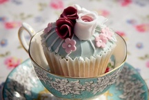 Cupcakes...Yummy...^^ / by Tiffany Tan