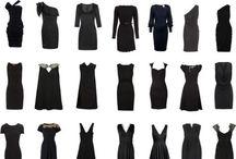 Little Black Dress / by Nou Fang