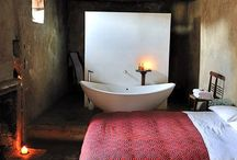 Bedrooms with Bathtubs / by Talia Adomo