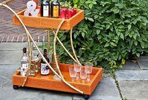 Sexy Bar Carts / by Talia Adomo