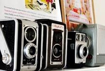 Vintage Camera Decor / by Talia Adomo